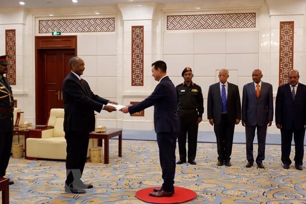 苏丹将越南视为发展典范 hinh anh 2