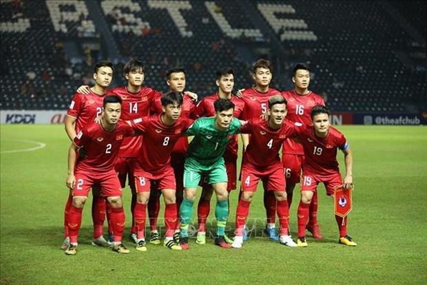2020年亚洲杯决赛圈:阮春福总理致信鼓励越南U23足球队在迎战朝鲜队时获胜 hinh anh 1