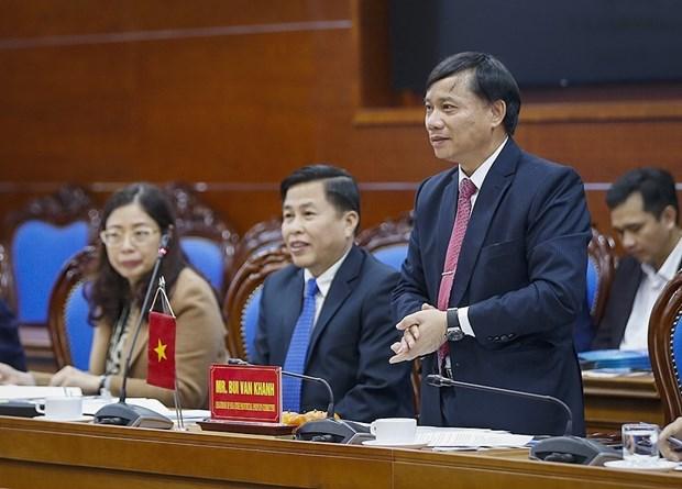 日本山梨县代表团对和平省进行工作访问 hinh anh 2