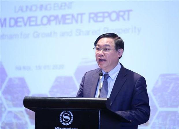 世行发布2019年越南发展报告 hinh anh 2