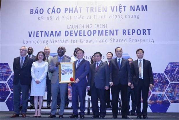 世行发布2019年越南发展报告 hinh anh 1