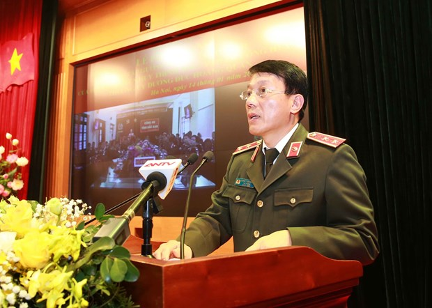同心乡扰乱社会秩序案:公安人员维护秩序 并不是强制性拆迁 hinh anh 1