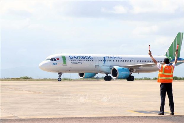 越竹航空将努力早日开通直飞布拉格航线 hinh anh 1