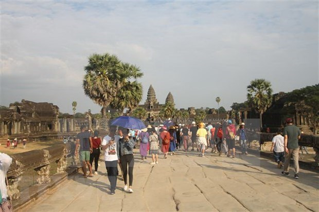美国东盟商务理事会协助柬埔寨促进旅游产品多元化发展 hinh anh 1