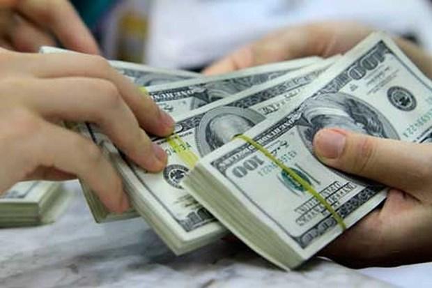 1月16日越盾对美元汇率中间价下调2越盾 hinh anh 1