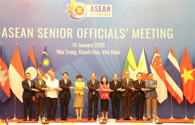 越南将竭尽全力致力于东盟共同体的成功 hinh anh 1