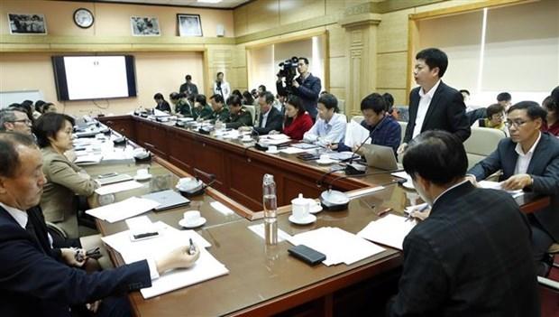 越南开展新型冠状病毒防控工作 加大对来自疫区旅客的检查力度 hinh anh 1