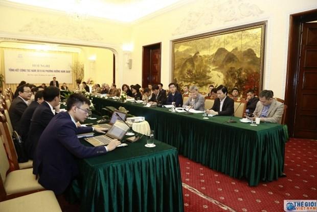 继续提升越南在联合国教科文组织各论坛上的地位和作用 hinh anh 1