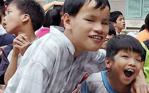 韩国协助越南提高橙毒剂受害者的康复质量 hinh anh 1