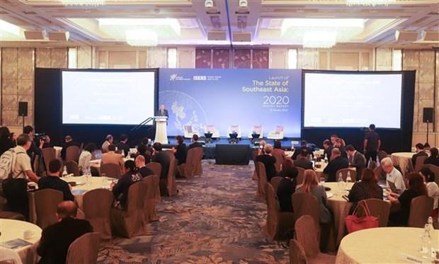 新加坡东南亚研究院:2020年东南亚面临三大安全问题 hinh anh 1