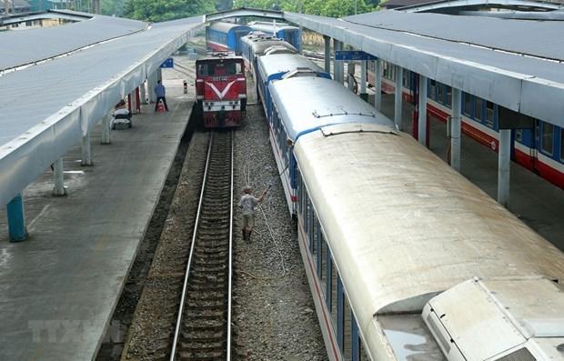 越南批准制定2021-2030年铁路网络规划的任务 hinh anh 1