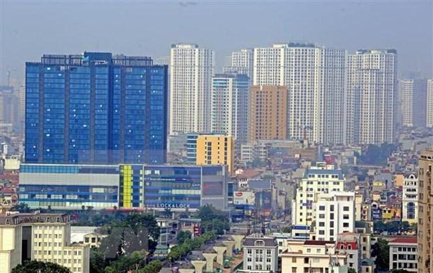 越南房地产市场深受外国投资者的青睐 hinh anh 1