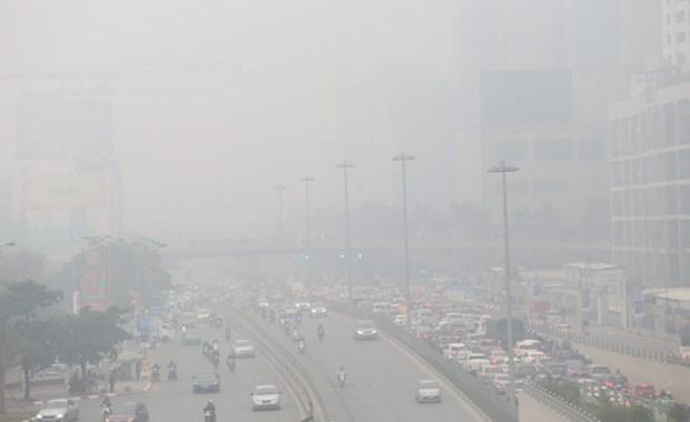 大气污染给越南造成的经济损失达108.2至136.3亿美元 hinh anh 1