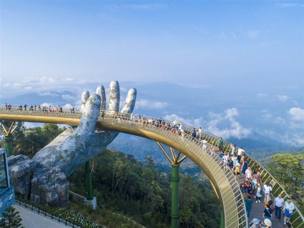2020年里岘港市将在韩江两岸举行多项文化活动 吸引更多游客 hinh anh 2