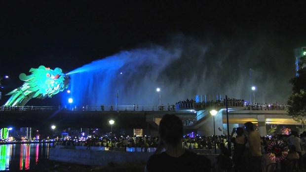 2020年里岘港市将在韩江两岸举行多项文化活动 吸引更多游客 hinh anh 1