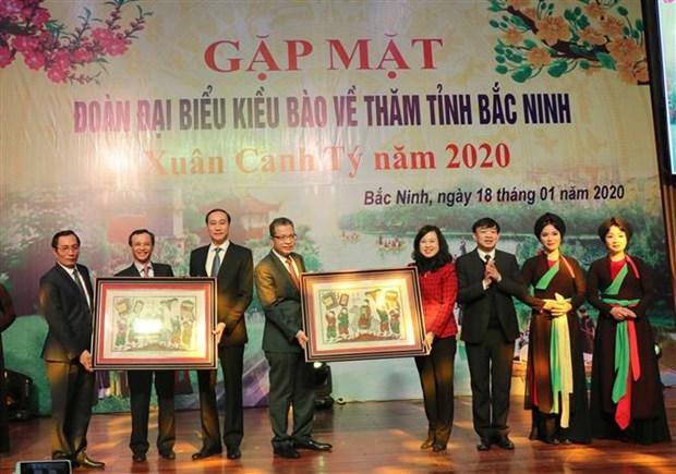 2020年家乡之春活动:发挥民族大团结力量 hinh anh 1