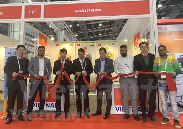 越南企业积极在印度开展产品活动 hinh anh 1