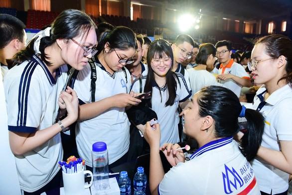 越南莲花大学的美国学专业将于2020年实现首次招生 hinh anh 1