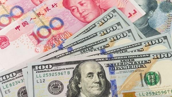 1月20日越盾对美元汇率中间价下调2越盾 hinh anh 1