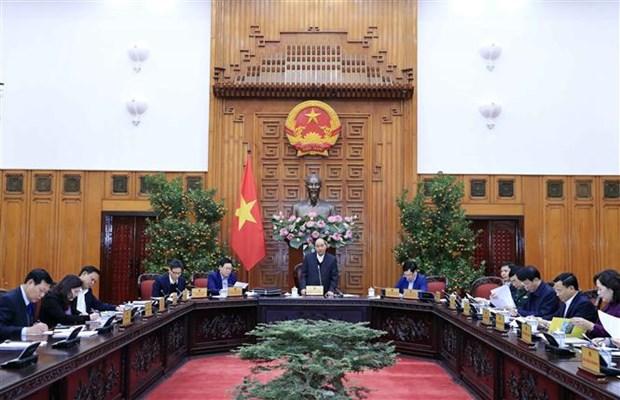 越南政府总理阮春福:保障好边远山区群众的春节生活需求 及时给特困群众送去温暖 hinh anh 1