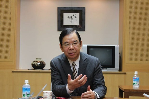越南共产党中央委员会向日本共产党第二十八次代表大会致贺电 hinh anh 1