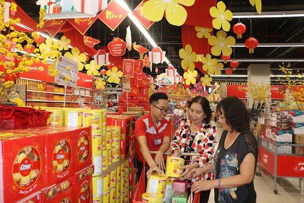 越南财政部:确保2020庚子年春节期间市场供求平衡物价稳定 hinh anh 1