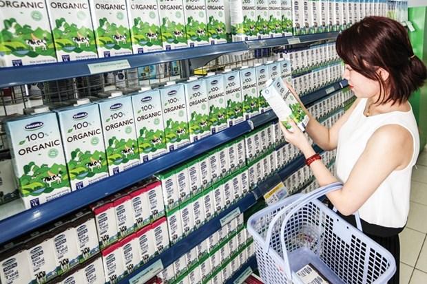 2019年越南奶业增长低于预期 hinh anh 1