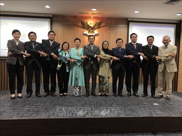 2020东盟轮值主席年:越南主持东盟和平与和解研究院执委会会议 hinh anh 1