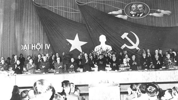 越南共产党的辉煌征程:越南共产党第四次全国代表大会 hinh anh 1