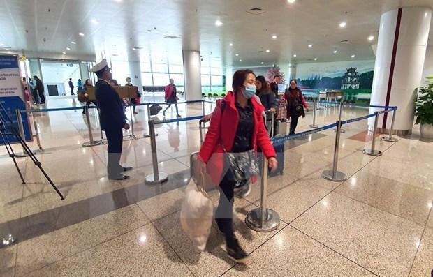 中国新型肺炎疫情复杂多变 越南卫生部要求加大该疫情防控力度 hinh anh 1