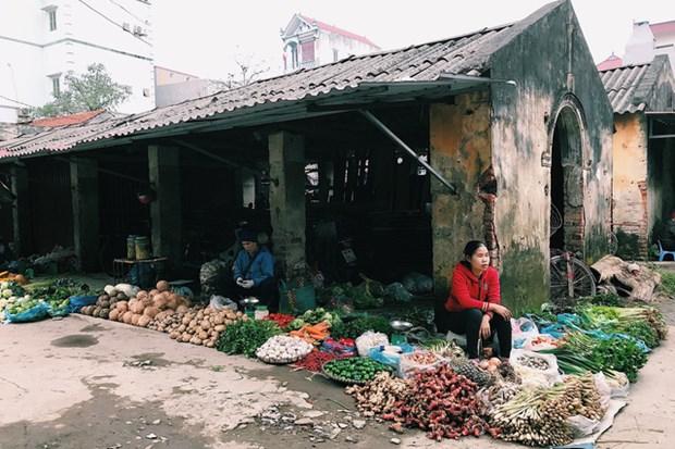 春节乡村集市 hinh anh 2