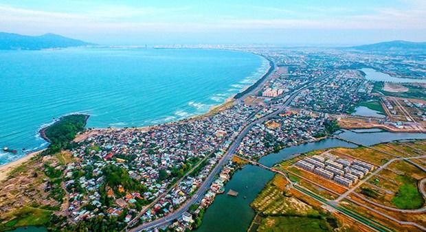 岘港市——具有吸引力的旅游目的地 hinh anh 1
