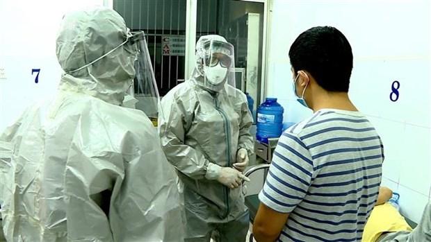 越南胡志明市出现首两例确诊新型冠状病毒感染的肺炎病例 hinh anh 1