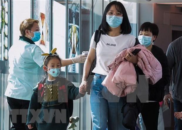 新加坡当局宣布确认首例新型冠状病毒病例 hinh anh 1
