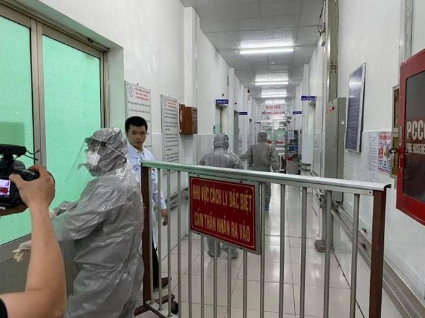 政府总理就nCov急性呼吸道感染防控工作作出指示 hinh anh 1