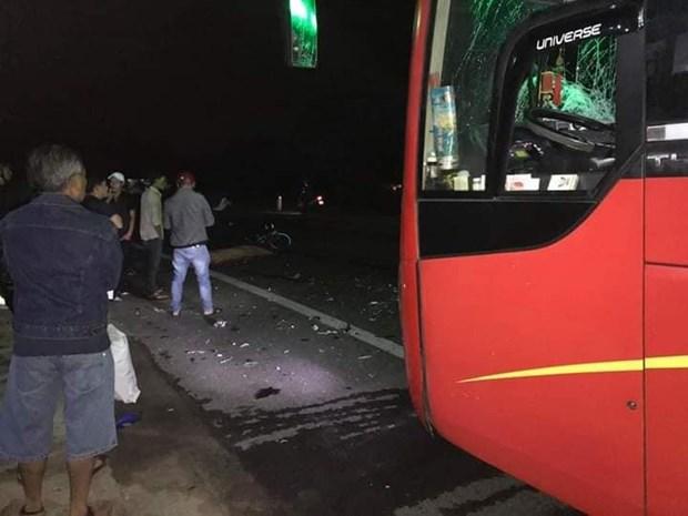 春节假期头两天:越南全国40人因车祸死亡 hinh anh 1