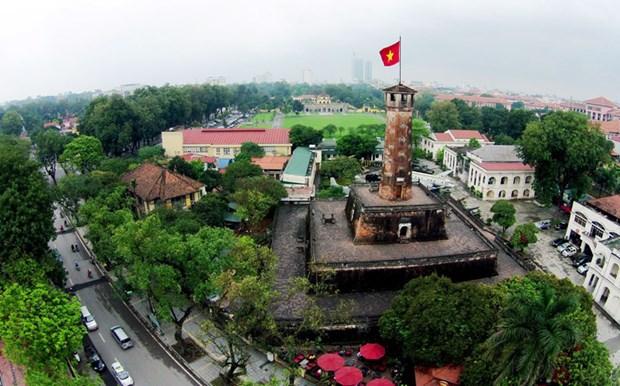 河内市—全球最具吸引力和最安全城市 hinh anh 1