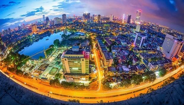 """河内——完美""""蜕变""""的和平城市 hinh anh 1"""