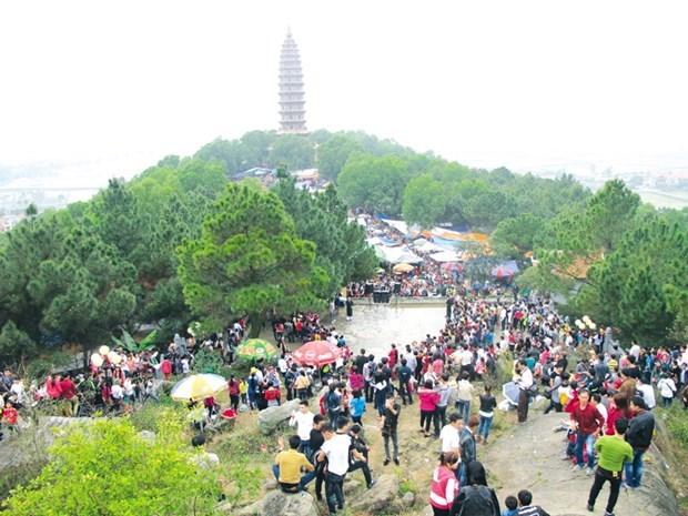 绿色旅游成为北宁省旅游产业的发展趋势 hinh anh 1
