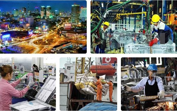 工业产业被视为促进经济增长的重要支柱产业之一 hinh anh 2