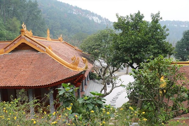 地藏飞莱寺——河南省的著名寺庙 hinh anh 2