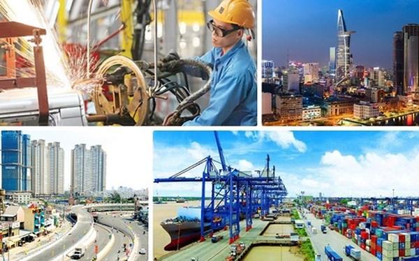工业产业被视为促进经济增长的重要支柱产业之一 hinh anh 1
