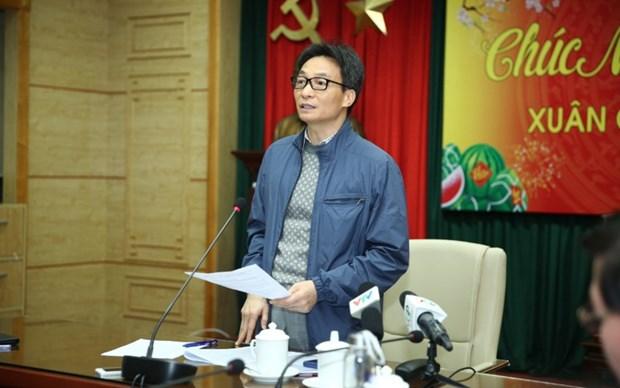 越南正把新型冠状病毒感染的肺炎疫情控制好 hinh anh 1