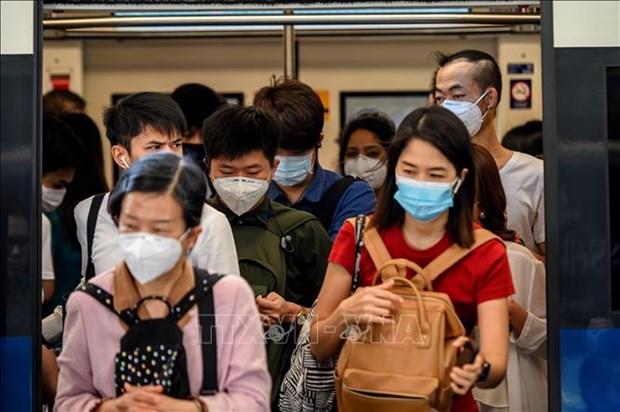 泰国新增6例新冠肺炎患者 东南亚其他国家开展疫情防控措施 hinh anh 1