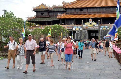 2020年1月份越南国际游客到访量达近200万人次 hinh anh 1