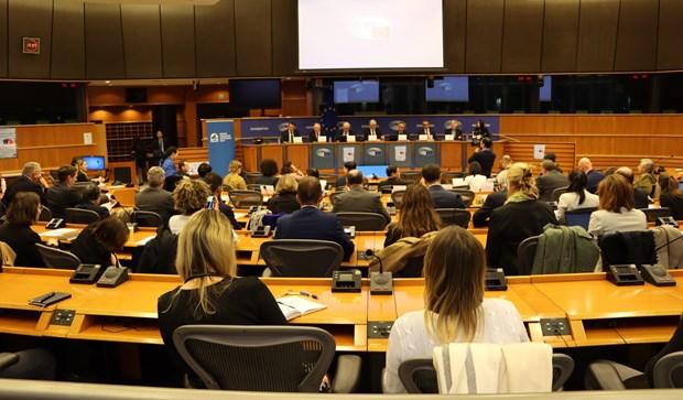 在越欧盟各组织代表:没有任何理由不批准EVFTA 和 EVIPA hinh anh 1