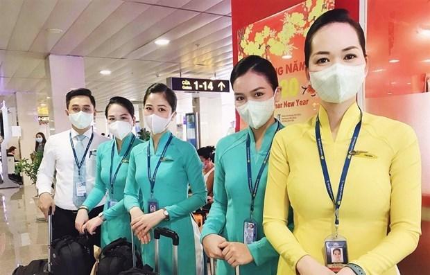 越南航空局就新冠肺炎疫情防控工作发出第四个指示 hinh anh 1