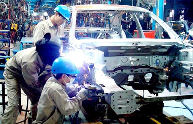 2020年1月越南工业生产指数同比下降5.5% hinh anh 1