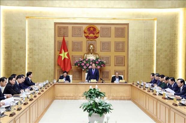 阮春福总理:越南良好地控制新型冠状病毒感染的肺炎疫情 hinh anh 1