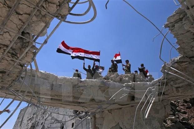 联合国安理会对叙利亚人道主义状况表示担忧—越南呼吁有关各方促进对话和平解决冲突 hinh anh 1